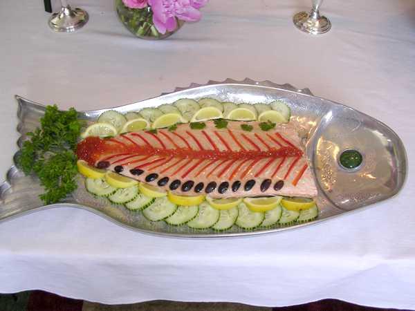 Media hora para cocinar aspic de salm n ahumado for Como se cocina el salmon