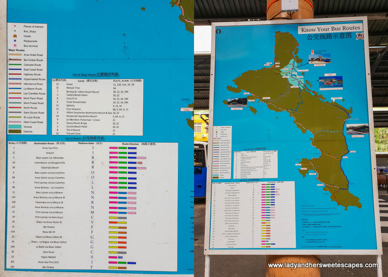 How to Explore Mahe Island in Seychelles by Public Bus