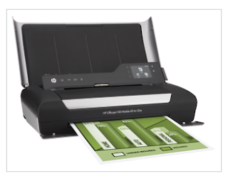 HP OfficeJet 150 Mobile all in one Printer Driver Download For Windows 7,8.1