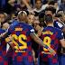 هاتريك لميسي وهدف تاريخي لسواريز في ملخص وأهداف مباراة برشلونة ضد مايوركا بالدوري الاسباني
