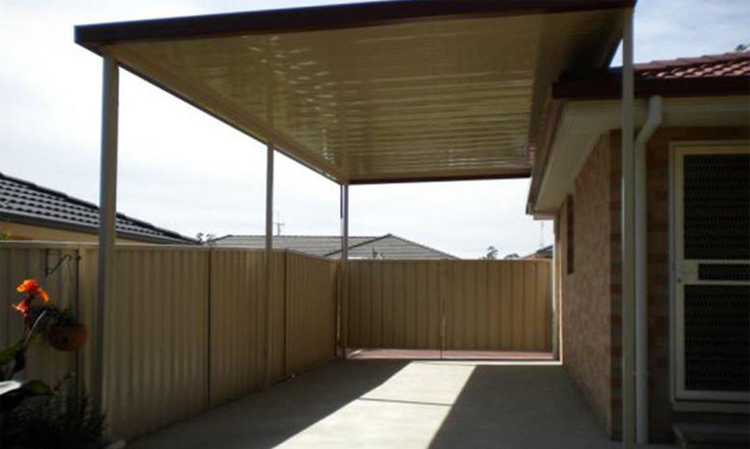 carport installers in Newcastle