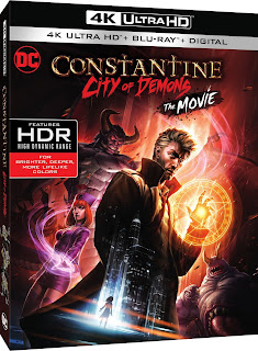 Constantine: City of Demons movie coming 10/9/18