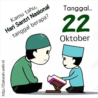 Dp Bbm Dukung Hari Santri Nasional 22 Oktober Dakwah Web