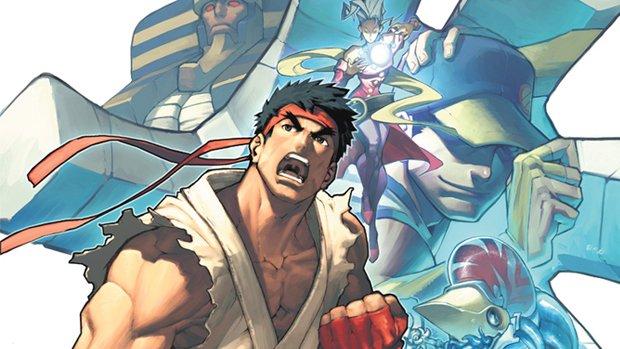 Análise Crítica – Capcom Fighting Evolution