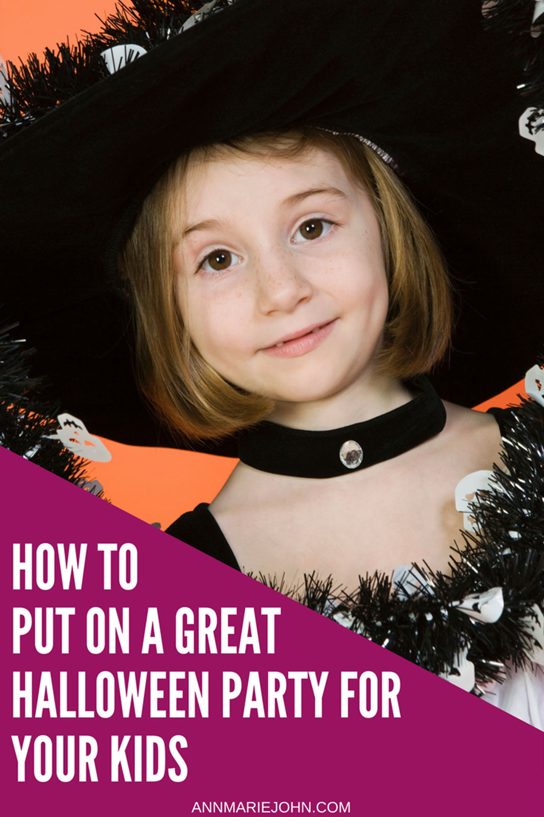 How to put on a great halloween party for your kids for How to have a great halloween party