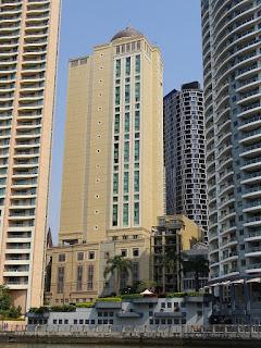 Brisbane Hochhäuser am Riverside Centre