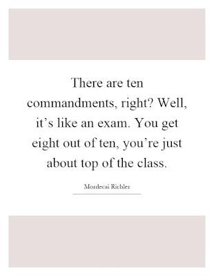 Top Exam Quotes