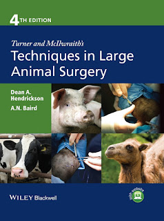Turner and McIlwraith's Techniques in Large Animal Surgery 4th Edition