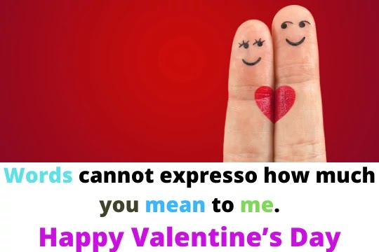 Love looks not with the eyes, but with the mind, and therefore is winged Cupid painted blind.  Happy Valentine's Day