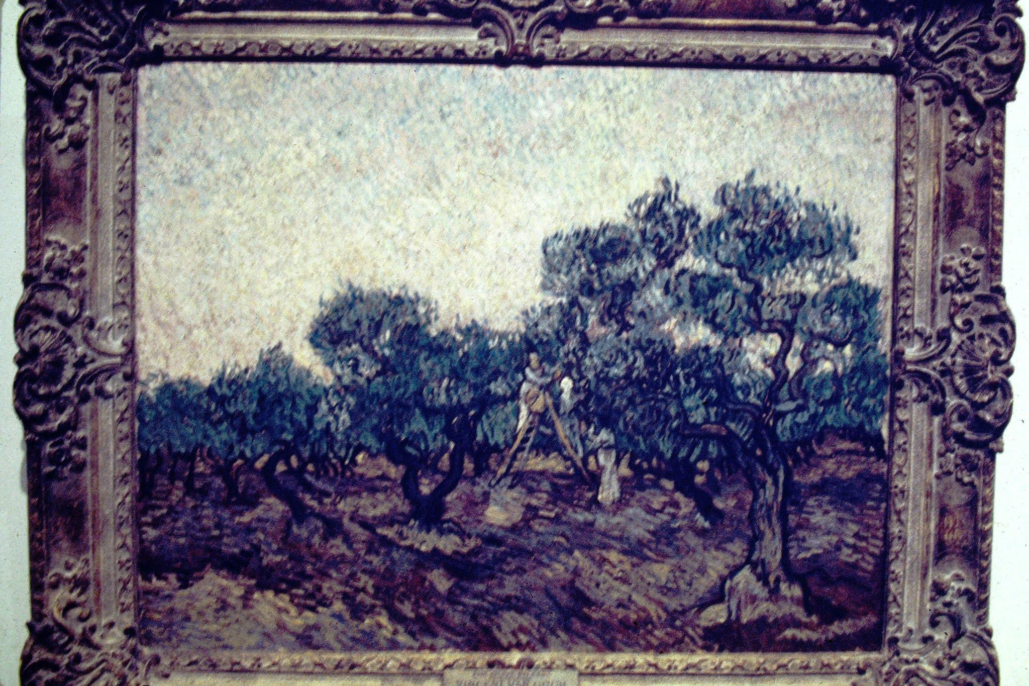 Van Gogh Stein