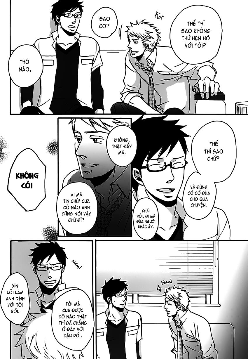 Trang 16 - Dù Thế Nào Em Vẫn Yêu Anh--EXTRA 3--[ShuShi Group] (- Yoneda Kou) - Truyện tranh Gay - Server HostedOnGoogleServerStaging