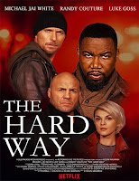 Poster de The Hard Way