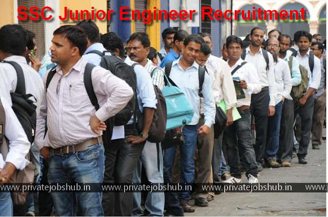 SSC Junior Engineer Recruitment
