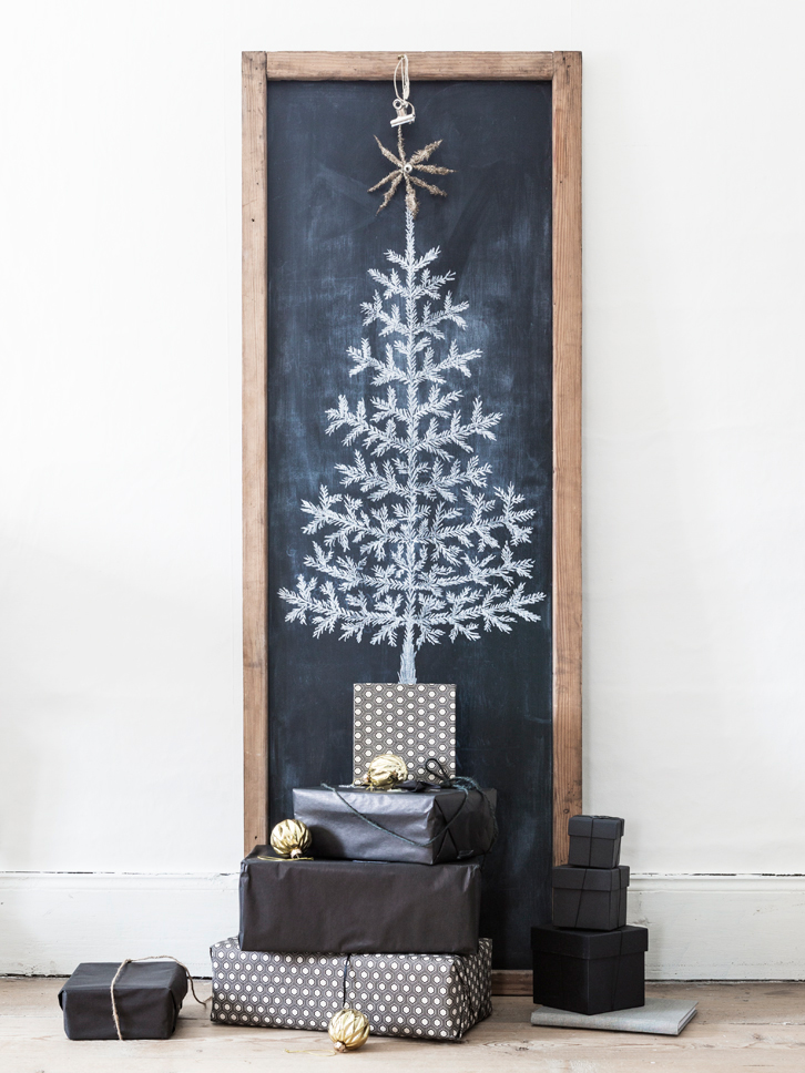 6 sch ne weihnachtsbaum alternativen provinzkindchen. Black Bedroom Furniture Sets. Home Design Ideas