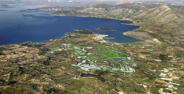 «Kilada Hills»: «Πράσινο φως» για το μεγάλο έργο τουριστικής ανάπτυξης στην Αργολίδα