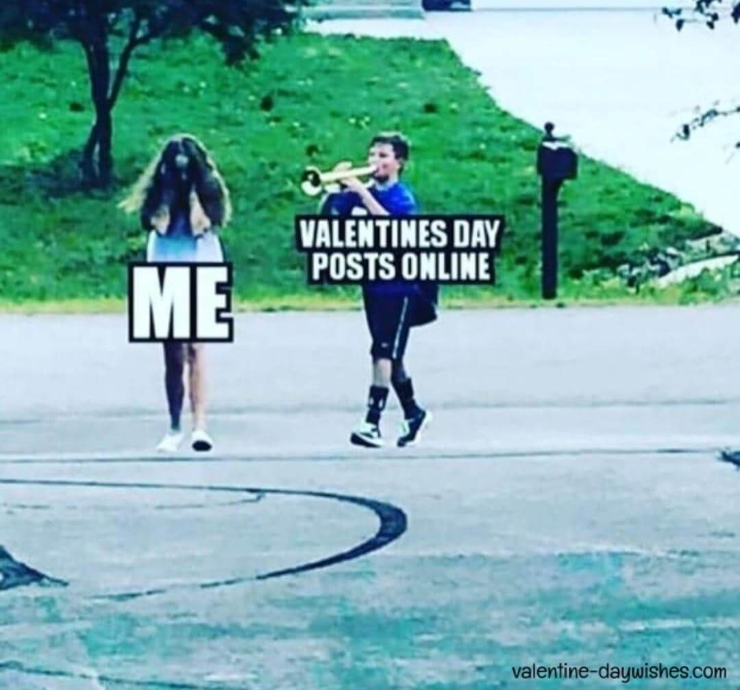 Valentine 's Memes Funny 2020