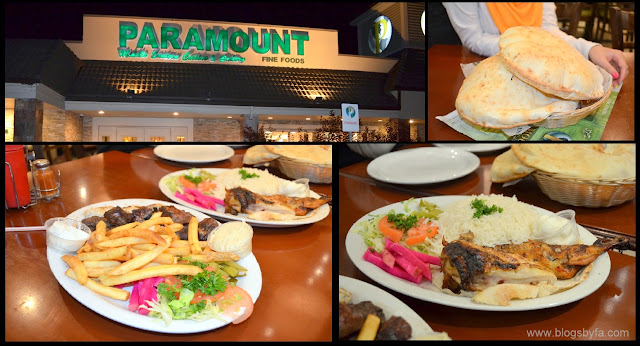 Paramount Fine Foods Middle Eastern Cuisine toronto canada