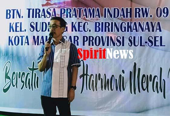 Camat Birinkanaya, Program Pj. Walikota Makassar Harus Terlaksana Setiap Kelurahan