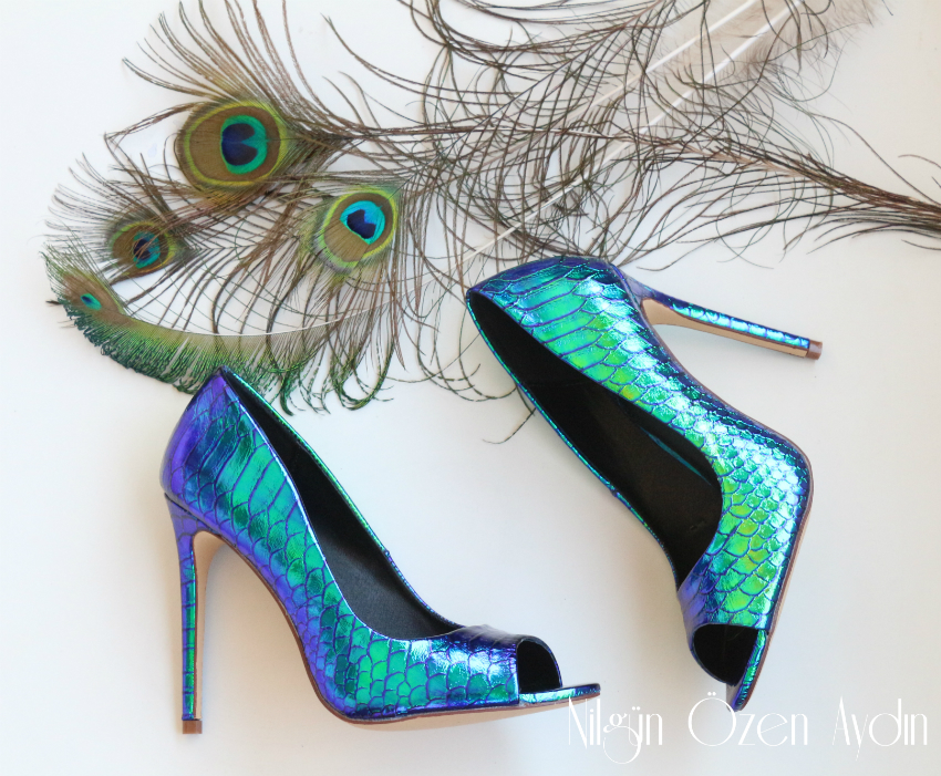 www.nilgunozenaydin.com-fashion blog-fashion blogger-moda blogu-hologram ayakkabı-green hologram shoes-amiclubwear