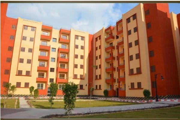 الإسكان تطرح وحدات سكنية كاملة التشطيب بأرض مطار إمبابة