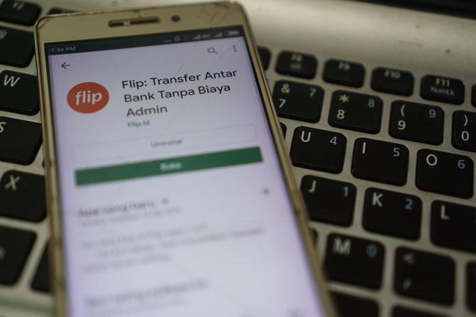 Aplikasi Flip di Play Store