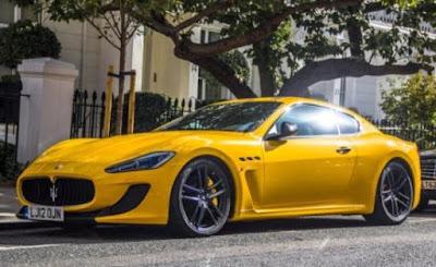 2016 Maserati GranTurismo price