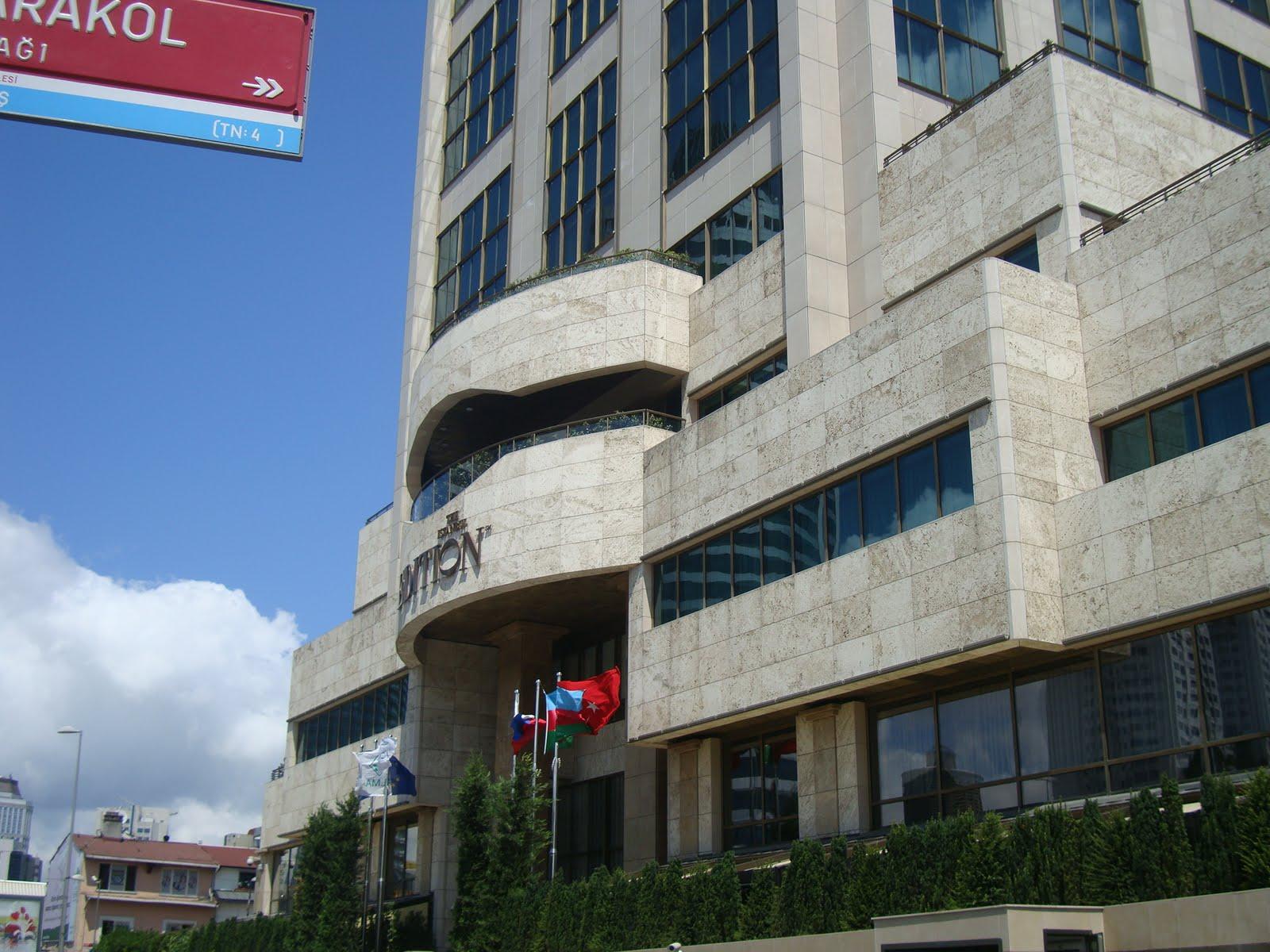 Dani's Logbook: Destination Istanbul and Beyond: My