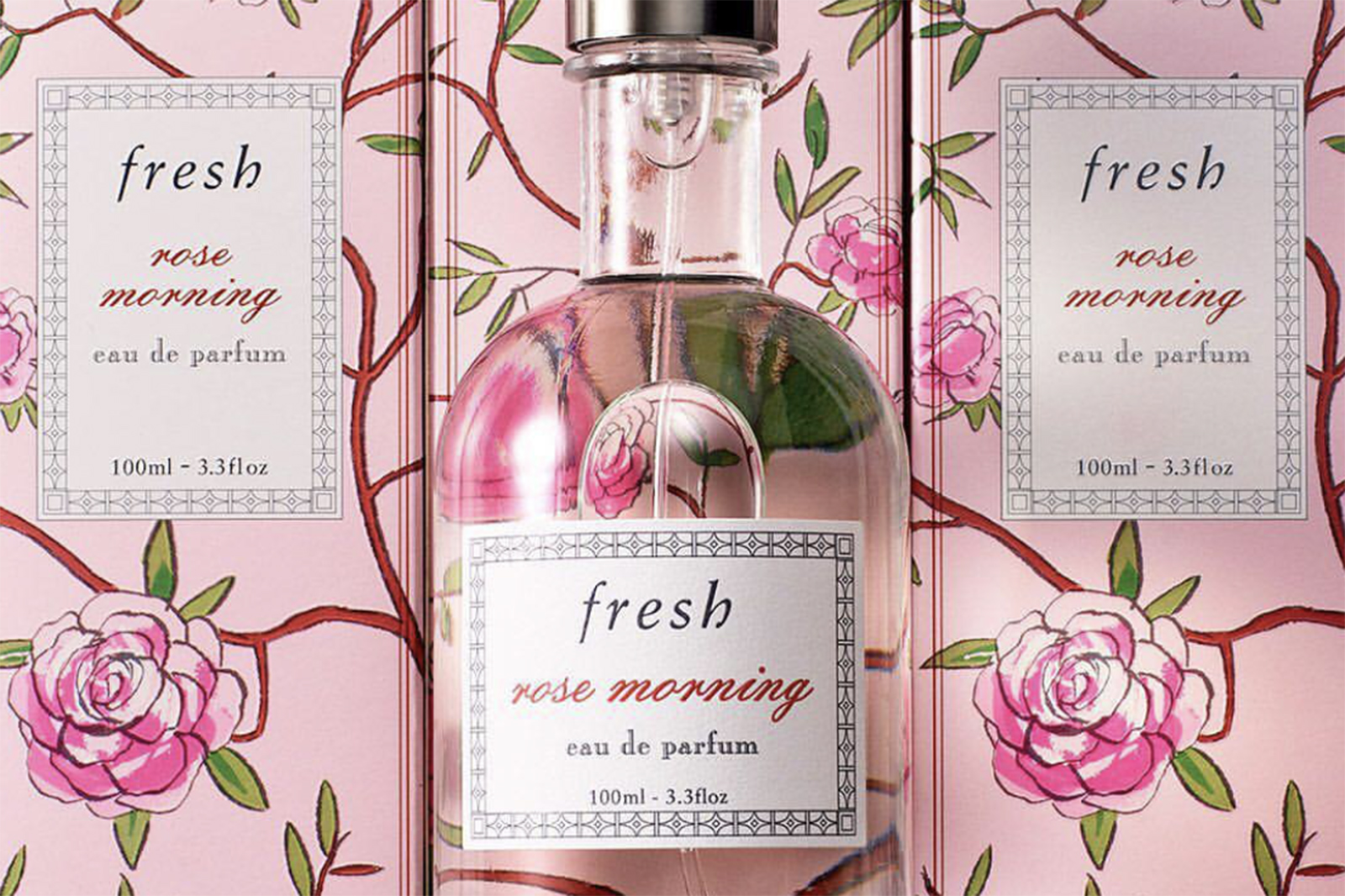fresh rose morning parfum avis test