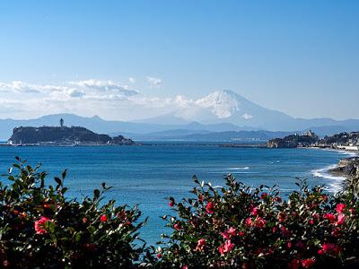 Mt.Fuji: Inamuragasaki Cape (Kamakura)