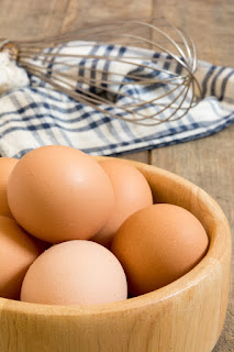 "Brown Eggs or White Eggs"""