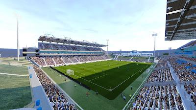 PES 2021 Stadium McDonald Jones