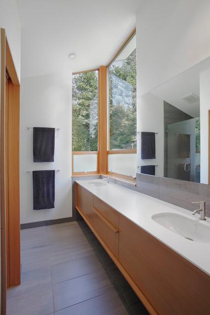 เคาเตอร์ห้องน้ำตอนยาว