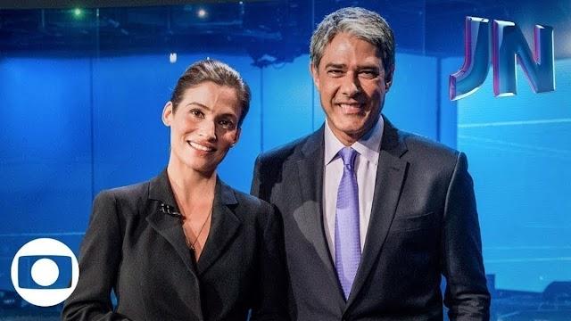 Plantão da Globo sobre Bolsonaro bomba na web e gera expectativa para o JN