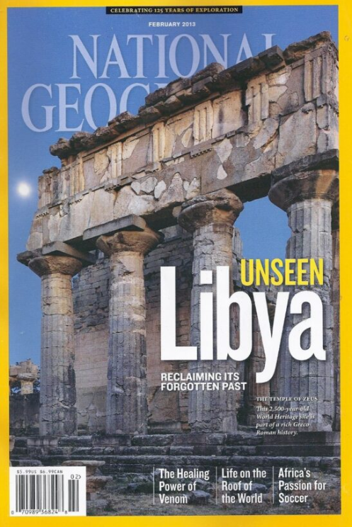National Geographic February 2013