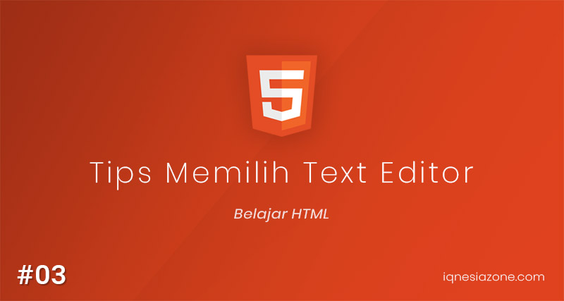 Tips memilih text editor