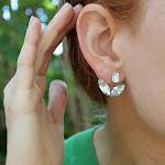 DIY Jewel Ear Jacket