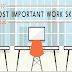 The 10 Most Important Work Skills in 2020 #infographic
