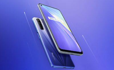 Realme 6 - The Best Cheap Smartphone Of 2020