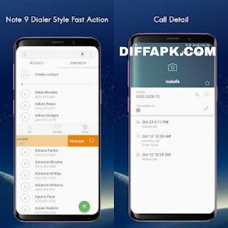 Dialer Theme S10 – Call Block & Contact Apk v6.2.4 [Premium]
