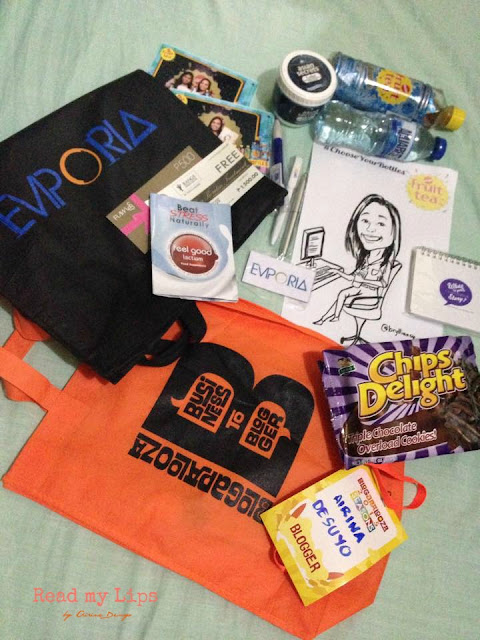 Blogapalooza Freebies