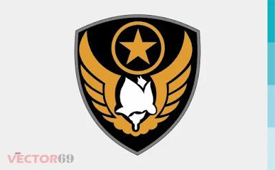 KODIKLATAU (Komando Pembinaan Doktrin, pendidikan, dan Latihan Angkatan Udara) Logo - Download Vector File SVG (Scalable Vector Graphics)