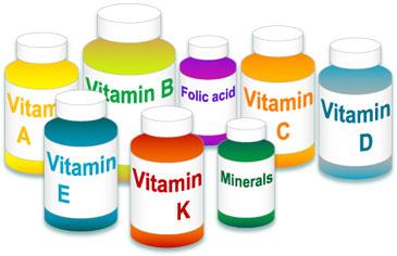 Vitamins for Energy!