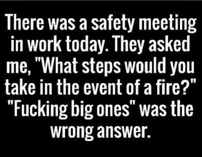 Meeting at work today...
