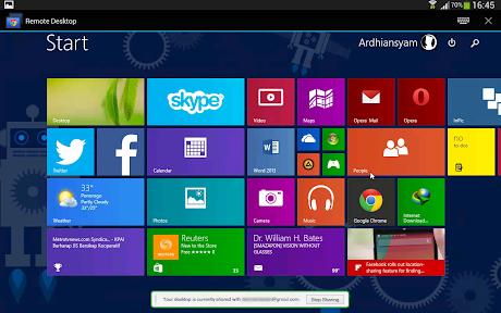 Mengakses Komputer dari Jarak Jauh dengan Chrome Remote Desktop