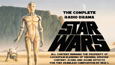 Star Wars Radio Drama | Die Star Wars-Trilogie als 11 Stunden langes Hörspiel im Stream