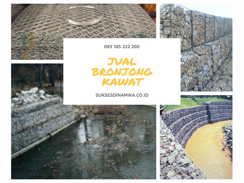 Agen Bronjong Sungai Surabaya Tegal Sari,bronjong kawat pabrikasi manual jual harga murah pabrik