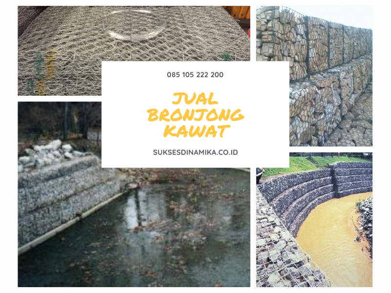 Pedagang Bronjong Kawat Kab.Nunukan Kalimantan Timur,bronjong kawat