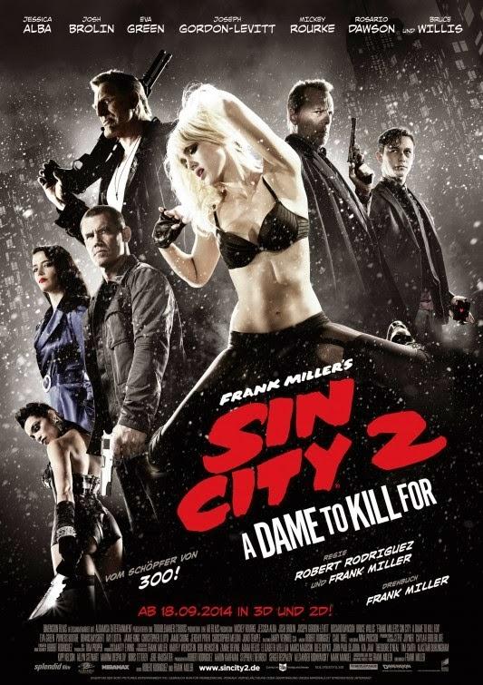 Sin City: Una dama por la que matar – DVDRIP LATINO