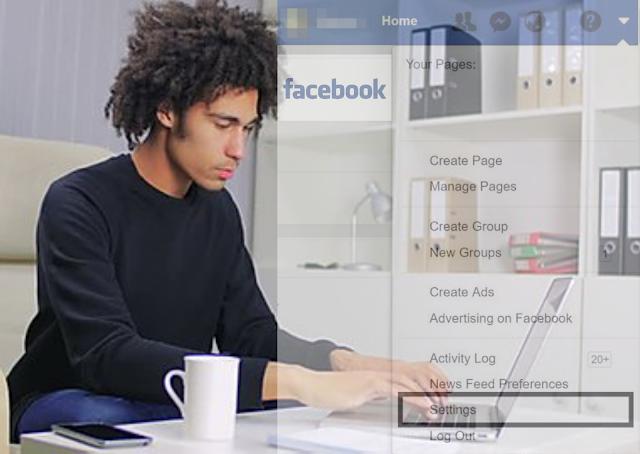 Cara Mengganti Username Facebook yang Limit