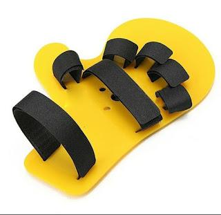 Alat fisioterapi Latihan Tangan Lumpuh Stroke Cacat Struk Terapi ORI